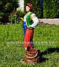 Садовая фигура Козак и Подолянка, фото 5
