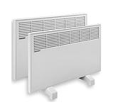 Электрические конвекторы Mastas Vigo EPK 4550 500w (белый) с электронным термостатом, фото 2