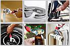 Универсальный ключ Snap N Grip (Grip Pro) от 9 до 32 мм 2 штуки в комплекте, фото 3