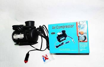 Автомобильный насос (компрессор) Air Compressor DC-12V / 300 PSI,