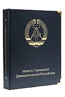 Альбом для памятных и регулярных монет ГДР, фото 1