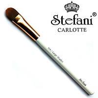 Кисть для нанесения теней Stefani Carlotte S-114