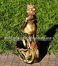Садовая фигура Саша и Маша, фото 2