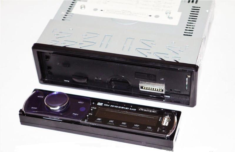 Автомагнітола з пультом Pioneer DEH-5250SD з USB, SD, AUX, FM, DVD знімна панель