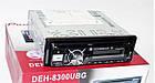 DVD Автомагнитола Pioneer DEH-8300UBG магнитола USB+Sd съемная панель, фото 2