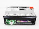 Автомагнитола 1 дин в машину 6317D RGB панель/cьемная панель MP3+USB+Sd+MMC, фото 2