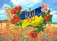 Марічка Схема для вишивки бісером Моя Україна