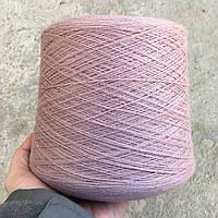 Пряжа Chang, жухлая роза (100% шерсть; 650 м/100 г)