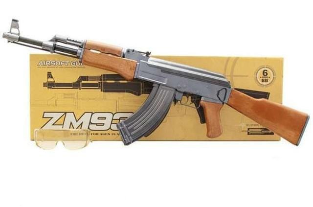 Автомат Калашников Метал (ZM 93)