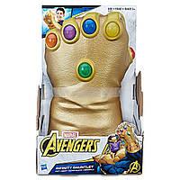 Перчатка-кулак Танос Война бесконечности  Hasbro Thanos Marvel, фото 1