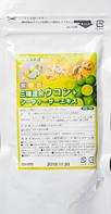 Комплекс для підвищення функції печінки. 3 види укона+лайм на 3 місяці Японія