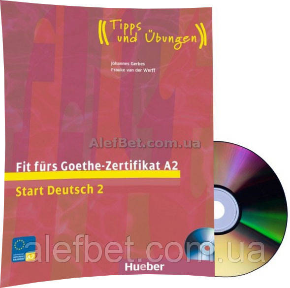 немецкий язык подготовка к экзамену Fit Furs Goethe Zertifikat A2
