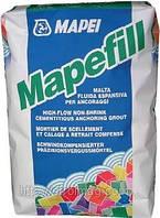 Раствор анкеровочный цементный высокотекучий безусадочный МАПЕФИЛ уп.25кг