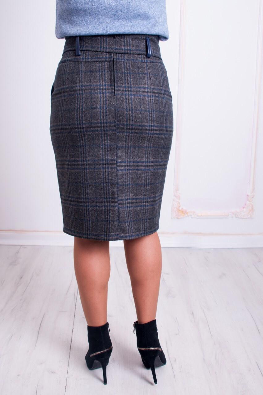 59cda00efa8 Модная женская юбка с поясом Челси  продажа