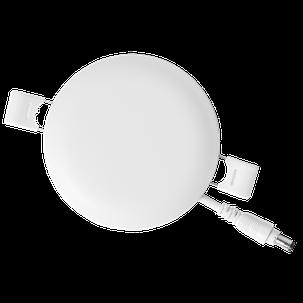 Світильник врізний ТМ MAXUS SP edge 18W, 4100К (коло), фото 2