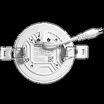 Світильник врізний ТМ MAXUS SP edge 18W, 4100К (коло), фото 3
