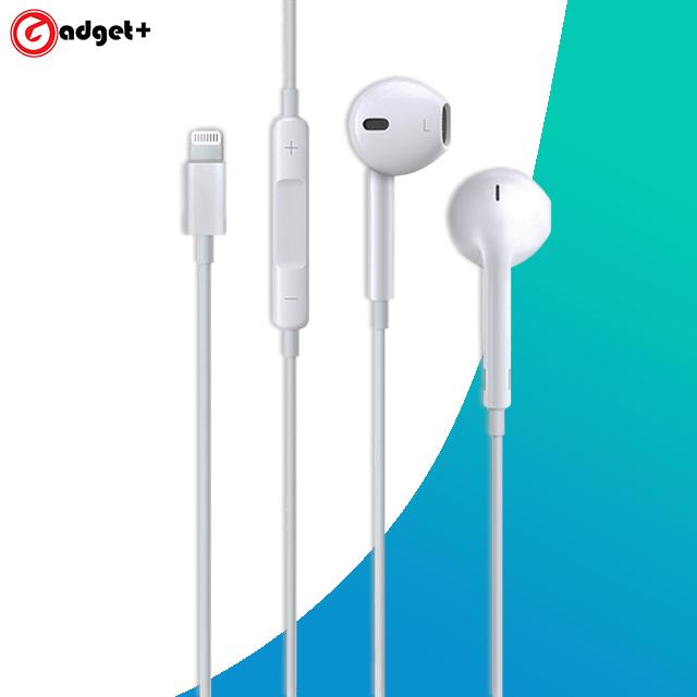 Наушники Apple EarPods with Lightning Connector оригинал для IPhone -  Gadget+ в Краматорске 72da6bbed1c70