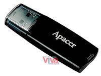 USB флешка Apacer AH322 16 Gb Black, фото 1