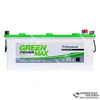 Аккумулятор Green Power Max 145 А.З.Е. со стандартными клеммами  | R, EN1100 (Европа)