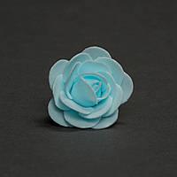 Головки роз из фоамирана, 500 шт, диаметр 3.5 см