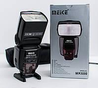 Вспышка Meike MK600 (E-TTL, HSS) для Canon (MK-600) спалах