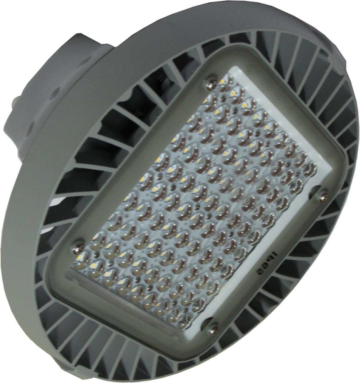 Светодиодный LED светильник ОМЕГА 70W 5000К 8100Lm IP65 для высоких пролетов, промышленный
