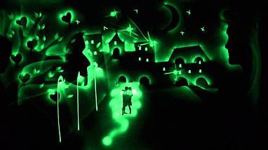 Набор для рисования Рисуй светом А4, творческий набор, развивающая игрушка, фото 3