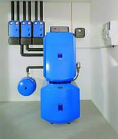 Автономное отопление в магазине Днепропетровска, монтаж газопровода, документы для автономного отопления.