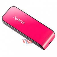 USB флешка Apacer AH334 16GB USB 2.0 Pink, фото 1