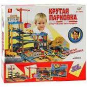 Игровой набор Строительство авто-паркинга 922-6