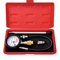 Компрессометр бензиновый со сменными наконечниками JGAI0402 TOPTUL