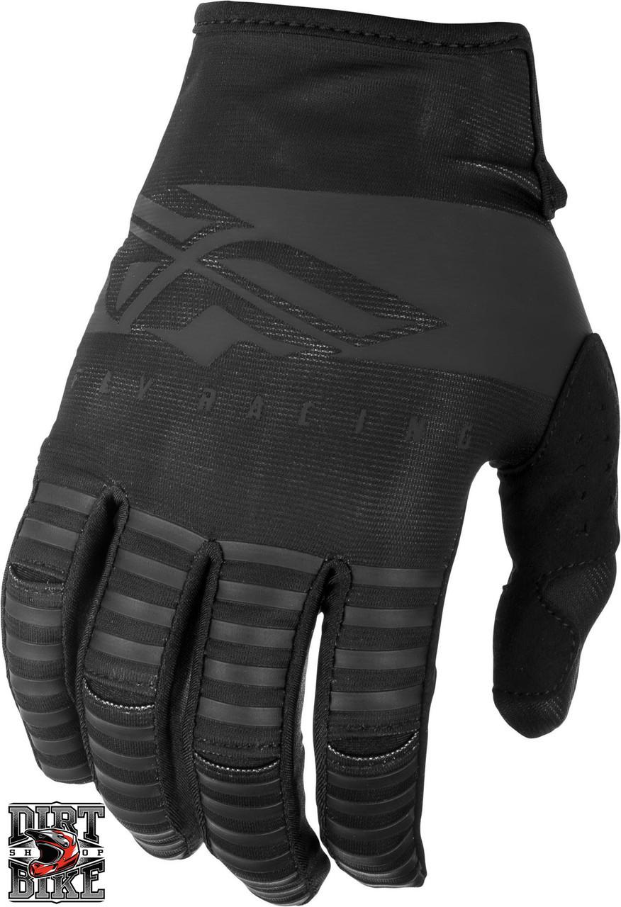 Мото перчатки FLY KINETIC Shield Black 07