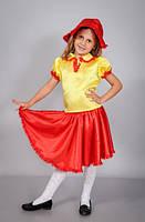 Детский костюм Дюймовочка, фото 1