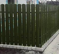 Штакетный забор, Evomet