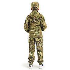Детская камуфляжная одежда костюм Скаут камуфляж MTP, фото 3