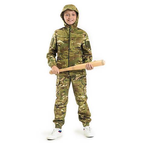 Детская камуфляжная одежда костюм Скаут камуфляж MTP, фото 2