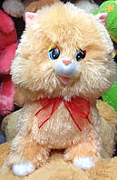 Мягкая плюшева игрушка Кошка Сима