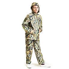 Детский камуфляж костюм OUTDOOR теплый Вулкан Камыш, фото 3
