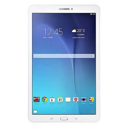 "Планшет Samsung Galaxy Tab E 9.6"" 1.5/8Gb White (SM-T560NZWAXEO), фото 2"