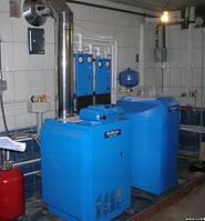 Автономное отопление офисов Днепропетровска, индивидуальное отопление в офисе Днепропетровска.