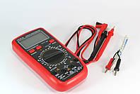 Мультиметр DT VC 61A, Мультифункциональный тестер, Цифровой токоизмеритель, Портативный измерительный прибор