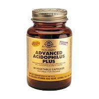 Витамины Солгар Ацидофилус Плюс капсулы №60