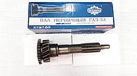 Вал первичный ГАЗ-53,66,3307 TRUCKMAN 52-1701030-20