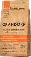 Grandorf Lamb & Rice Junior, 1 кг