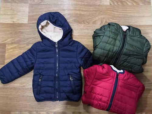 Куртки для мальчиков Sincere 1-5 лет