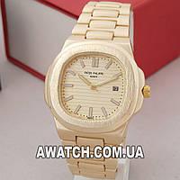 Унисекс кварцевые наручные часы Patek Philippe A62