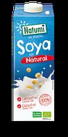 Соевое органическое молоко Natumi Natural, 1л