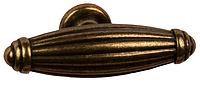 РК-767 кнопка старое золото