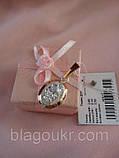 Підвіс срібний Дора з золотом, фото 5