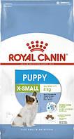 Royal Canin x-small puppy 3 кг для щенков миниатюрных пород